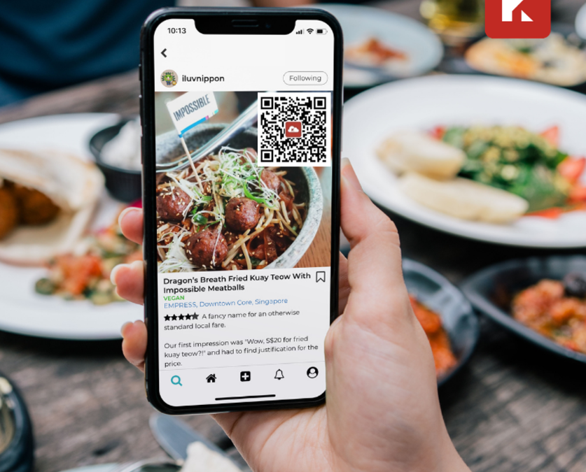 QR Code Review Scan to Become Five-Star Restaurants